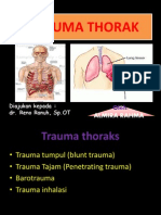 Trauma Thorak