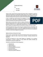 SISTEMA DE PRODUCCIÓN TOYOTA