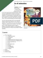 12 Basic Principles of Animation - Wikipedia, The Free Encyclopedia