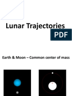 Lunar Trajectories