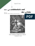 Ingraban D. Simon, Symbole der Fruchtbarkeit und der Liebe  - Die erotische Nadel von A bis Z.  Needlework Tools und Symbolik (Auszug