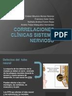 Correlaciones Clínicas Sistema Nervioso