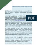 Gestión de contenidos móviles con la app Mobile Documents