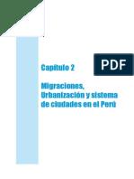 Migraciones, Urbanizacion y Sistema de Ciudades en El Peru