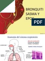 Asma, Epoc, Bronquitis
