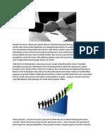 Pentingnya Transaksi Corporate Bagi Sebuah Perusahaan