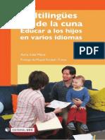 Multilingües desde la cuna - Educar a los hijos en varios idiomas