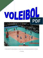 Trabajo de Voleibol (Nico)