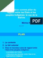 Rapport Entre L-etat Et Les PIOs