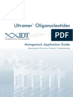 Mutagenesis Application Guide