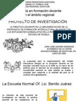 Proyecto Juan Jose