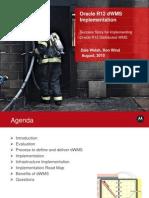 dWMS Implementation Case Study 3PL