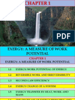 Chapter 1 Exergy