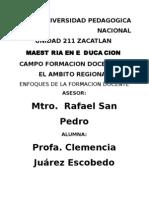 T. FINAL II MTRO. S. PEDRO. C.J.E.