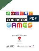 Engineering Games 2013 Booklet
