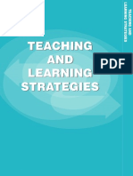 CCEC Section O Teaching and Learning Strategies