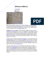 Auxiliaries (Roman Military)