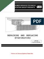 Repairing Replacing Evaporators