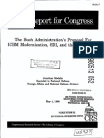 Bush B-2 Modernization