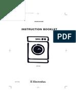 ewf85661 user manual washing machine laundry rh es scribd com