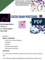 Cocos Gram Pos