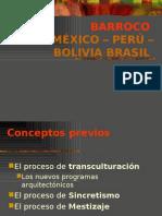 Arq - Barroco Americano