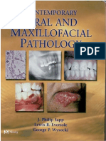 Contemporary Oral and Maxillofacial Pathology
