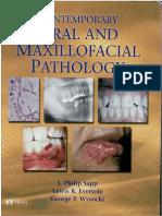 Contemporary Oral and Maxillofacial Pathology