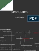 Arquitectura - NEOCLÁSICO
