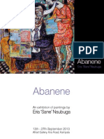 'Abanene' by Eria 'Sane' Nsubuga
