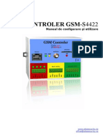 ControlerGSM-S4422