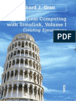45283438 Numerical Computing With Simulink Volume I