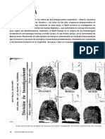 Equipo Argentino de Antropologia Forense - Informe 2001 - Investigación sobre desapariciones en Argentina