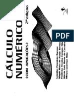 Cálculo Numérico (Com Aplicações) - 2° Ed.