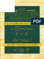 The Rock Physics Hand Book - Mavko Mukerji Dvorkin