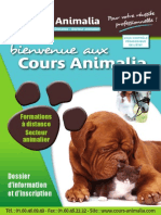 Catalogue Cours Animalia