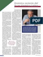 La dinamica reciente del postgrado en America Latina