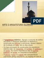 Arte e arquitetura islâmica