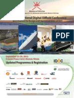 Digital Oilfield summit