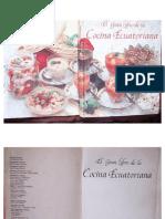 El Gran Libro de La Cocina Ecuatoriana