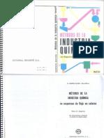 Metodos de La Industria Quimica II