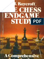 A j Roycroft - The Chess Endgame Study