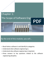 01-The Scope of Software Engineering
