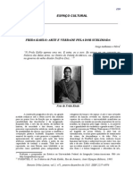 Frida Kahlo Revista Orbis Latina_n1