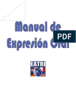 Manual de Expresion Oral
