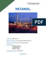 monografia metanol!
