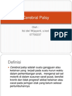 PPT Cerebral Palsy.ppt