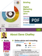 Online Marketing Trends 2014