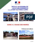 Guide ERP Pour Les Maires