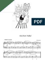 Popular Opera Tunes for Easy Piano 3
